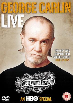 Rent George Carlin: Life Is Worth Losing Online DVD Rental