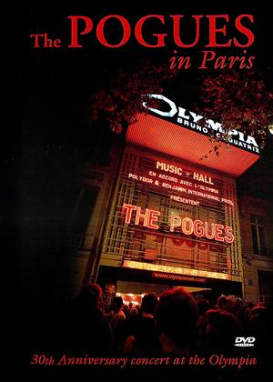 Rent The Pogues in Paris: 30th Anniversary Concert at the Olympia Online DVD Rental