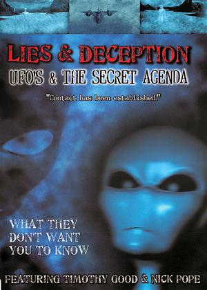 Rent Lies and Deception: UFO's and the Secret Agenda Online DVD Rental
