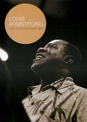 Louis Armstrong: Live in Stokholm 1962 Online DVD Rental