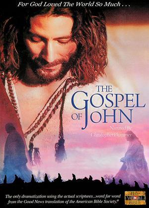 Rent The Gospel of John Online DVD Rental