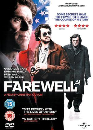 Farewell Online DVD Rental