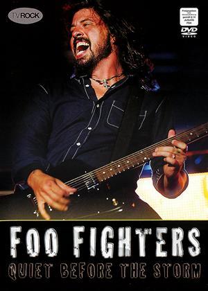 Foo Fighters: Quiet Before the Storm Online DVD Rental