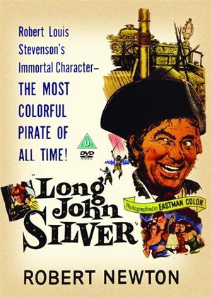 Long John Silver Online DVD Rental