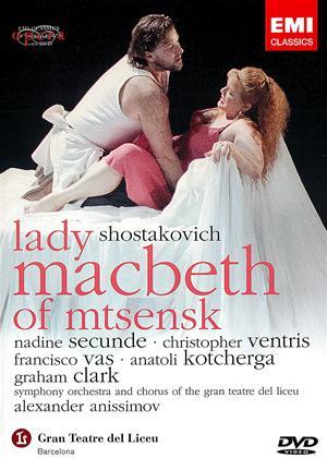 Shostakovich: Lady Macbeth of Mtsensk Online DVD Rental