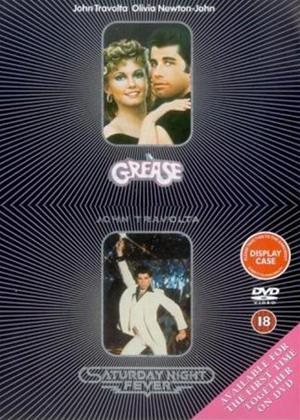 Grease / Saturday Night Fever Online DVD Rental