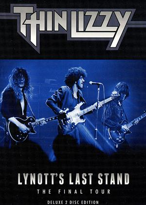 Thin Lizzy: Lynott's Last Stand Online DVD Rental