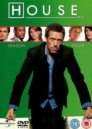 House M.D.: Series 4 Online DVD Rental