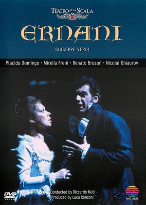 Rent Ernani: Giuseppe Verdi - Teatro Alla Scala Online DVD Rental