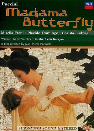 Rent Giacomo Puccini: Madama Butterfly (Herbert von Karajan) Online DVD Rental