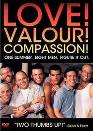 Love! Valour! Compassion! Online DVD Rental