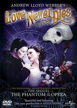Love Never Dies Online DVD Rental