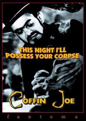Coffin Joe: This Night I'll Possess Your Corpse Online DVD Rental