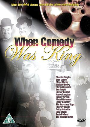 When Comedy Was King Online DVD Rental