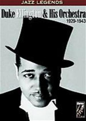 Rent Duke Ellington and His Orchestra 1929-1943 Online DVD Rental