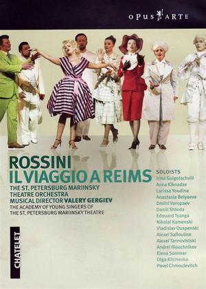 Rent Il Viaggio a Reims: Théâtre Du Châtelet (Gergiev) Online DVD Rental