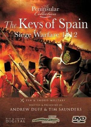 Rent The Peninsular Collection: The Keys of Spain: Siege Warfare 1812 Online DVD Rental