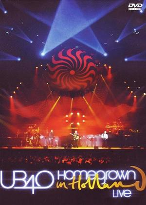 Rent UB40: Homegrown in Holland Live Online DVD Rental