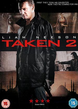 Taken 2 Online DVD Rental