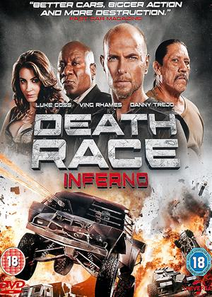 Death Race: Inferno Online DVD Rental