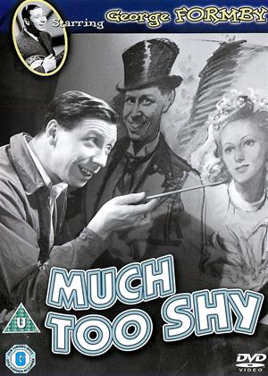 Much Too Shy Online DVD Rental