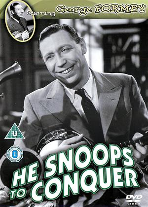 He Snoops to Conquer Online DVD Rental