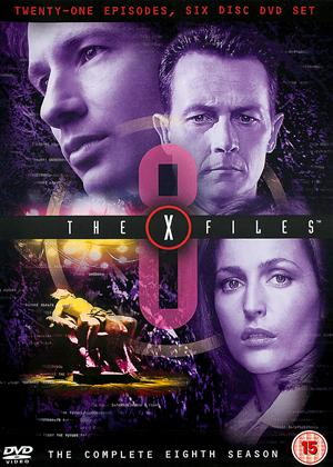 X-Files: Series 8 Online DVD Rental