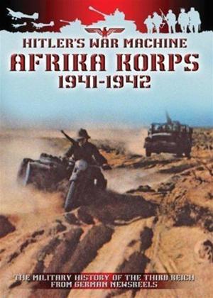 Rent Afrika Korps: 1941-1942 Online DVD Rental