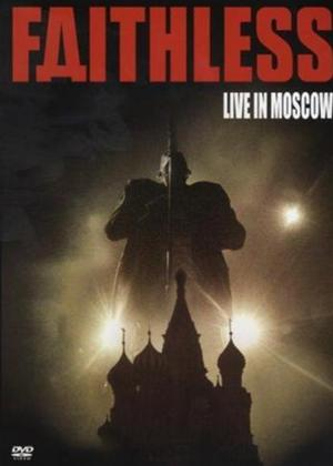 Rent Faithless: Live in Moscow Online DVD Rental