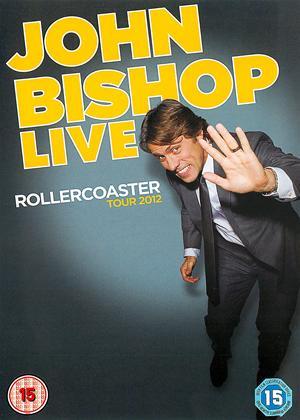 John Bishop: Live - Rollercoaster Tour 2012 Online DVD Rental