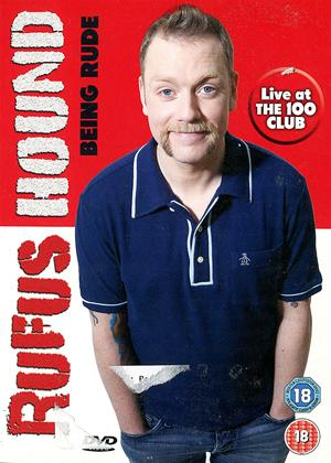 Rufus Hound: Being Rude Online DVD Rental