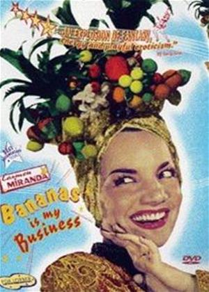 Rent Bananas is my Business Online DVD Rental