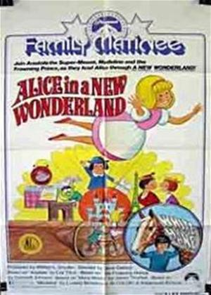 Rent Alice of Wonderland in Paris Online DVD Rental