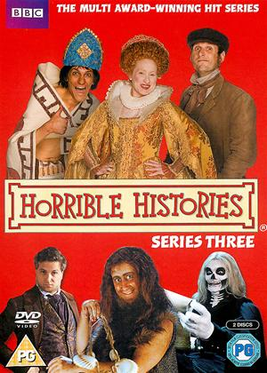 Horrible Histories: Series 3 Online DVD Rental