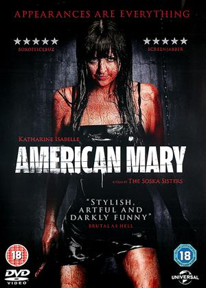 Rent American Mary Online DVD Rental
