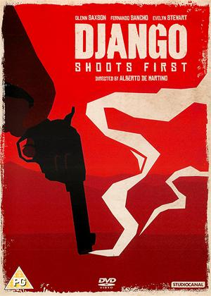 Django Shoots First Online DVD Rental