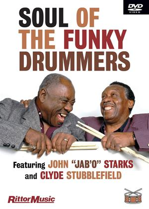 Rent Soul of the Funky Drummers Online DVD Rental