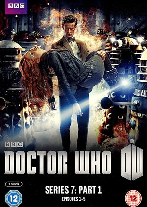 Rent Doctor Who: New Series 7: Vol.1 Online DVD Rental