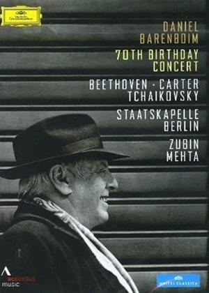 Rent Daniel Barenboim: 70th Birthday Concert Online DVD Rental