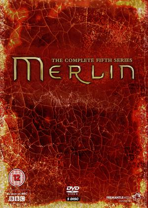 Merlin: Series 5 Online DVD Rental