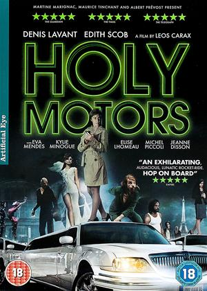 Rent Holy Motors Online DVD Rental