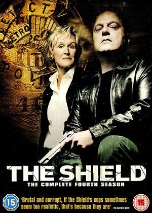 Rent The Shield: Series 4 Online DVD Rental