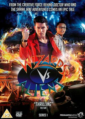 Rent Wizards vs Aliens: Series 1 Online DVD Rental