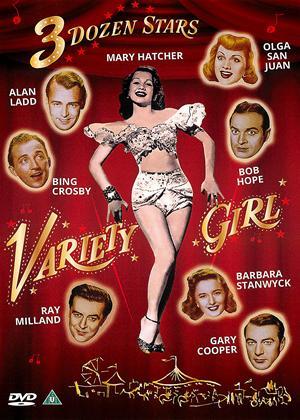Variety Girl Online DVD Rental