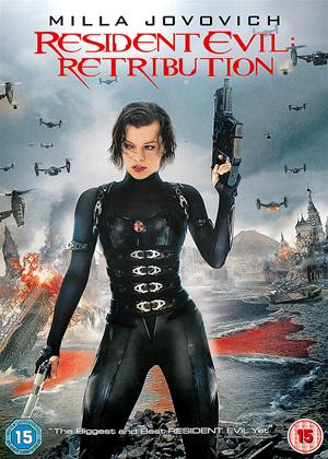 Rent Resident Evil: Retribution Online DVD Rental