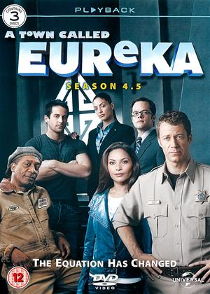 Rent A Town Called Eureka: Series 4.5 Online DVD Rental