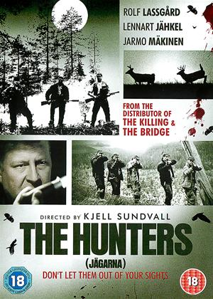 Rent The Hunters (aka Jagarna) Online DVD Rental