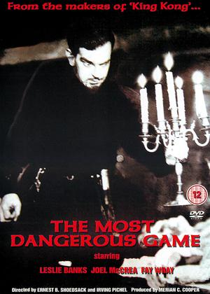 The Most Dangerous Game Online DVD Rental