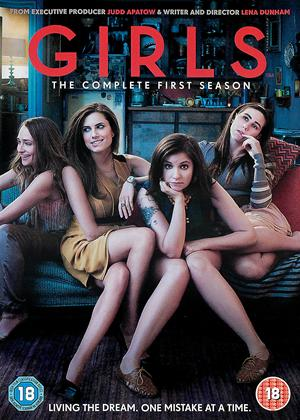 Girls: Series 1 Online DVD Rental
