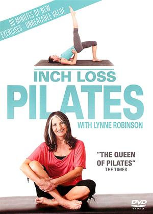 Lynne Robinson's Inch Loss Pilates Online DVD Rental